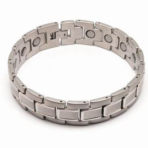 Fashionru Accessories - 316L stainless steel magnetic bracelet